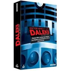 DVD doctor who et les daleks