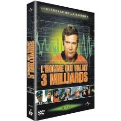 Série L'homme qui valait 3 milliards (saison 4)