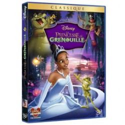 DVD Disney La princesse et la grenouille