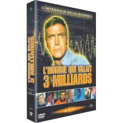 DVD L'homme qui valait 3 milliards saison 2