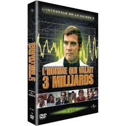 DVD L'homme qui valait 3 milliards saison 5