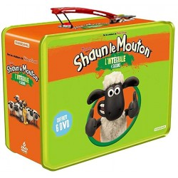 Dessins animés shaun le mouton (valise métal)