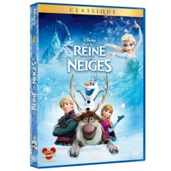 DVD Disney La reine des neiges