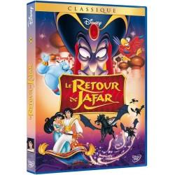 DVD Disney LE RETOUR DE JAFAR
