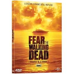 DVD Fear the walking dead