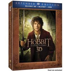 Blu Ray Le hobbit un voyage inattendu 3D