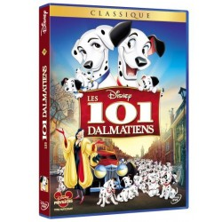 DVD Disney Les 101 dalmatiens